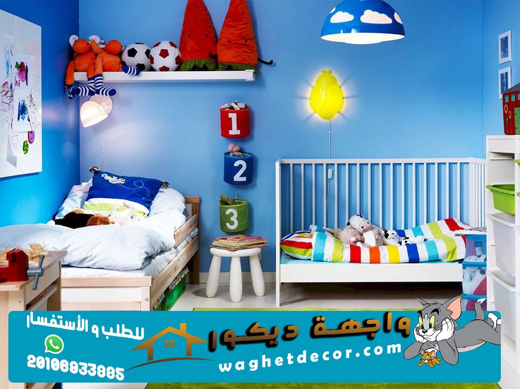 غرف نوم اطفال ونصائح يجب اتباعها عند الشراء