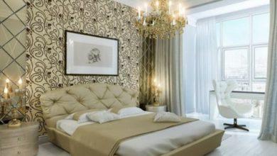ورق حائط غرف نوم
